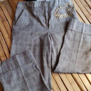 Bamboo Trader Cuffed Pant Size 4